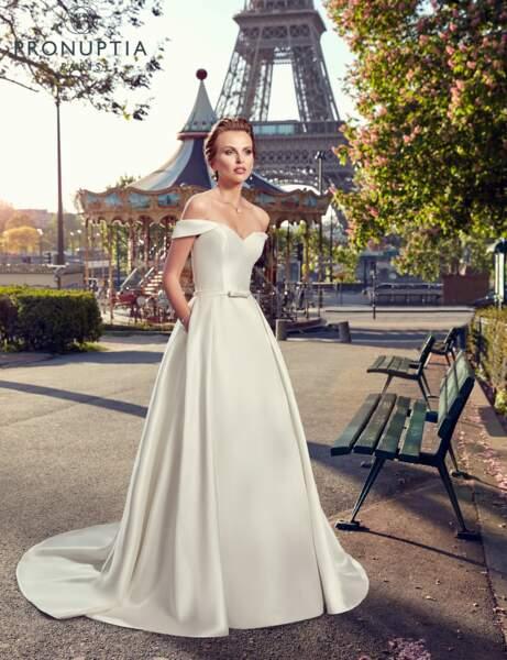 Robe de mariée Passy