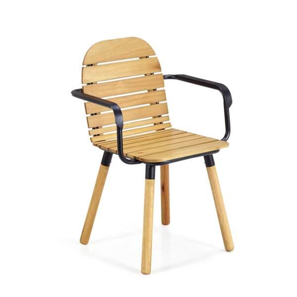 Une chaise ancienne école