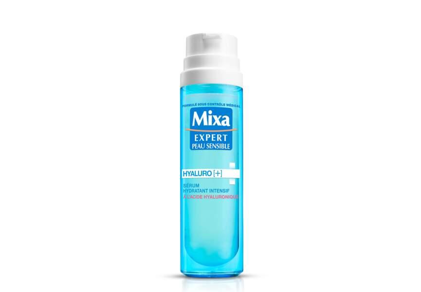 Hydratation : Sérum Intensif Hyaluro + de Mixa