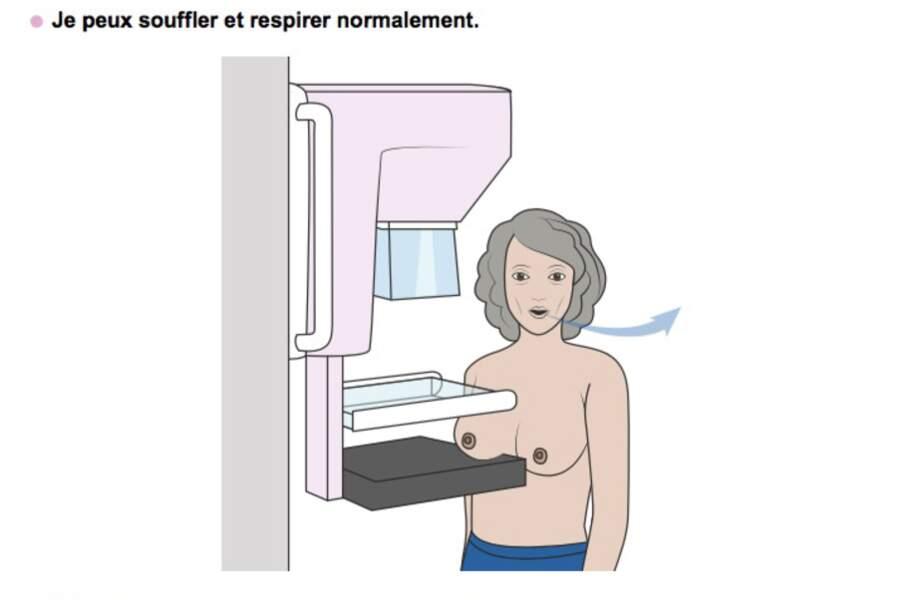 Etape 9 : respirez normalement