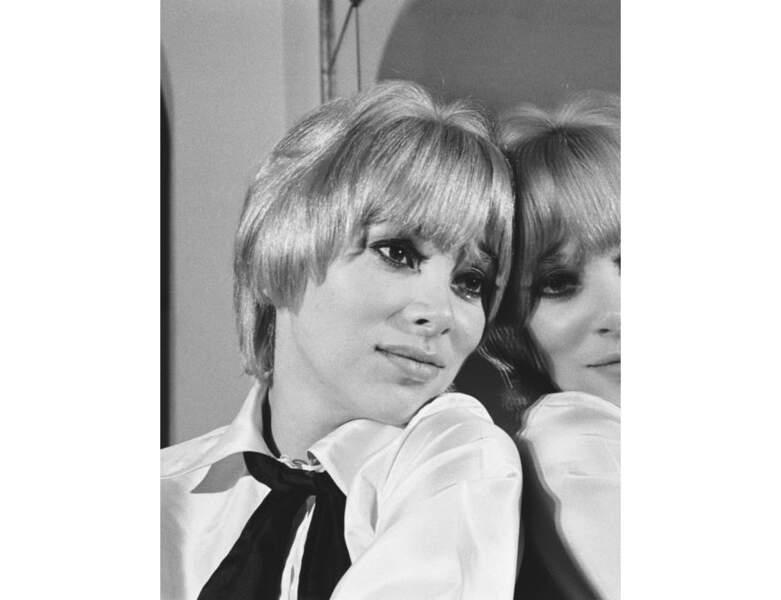 En 1969, Mireille Darc a 31 ans