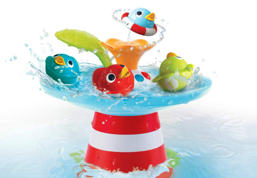 Un jouet pour le bain