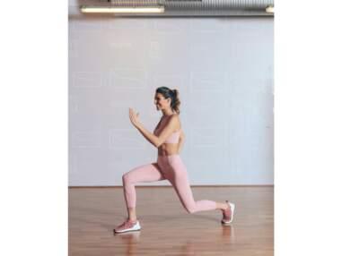 Sport à la maison : les exercices à piquer à Laury Thilleman pour être en forme