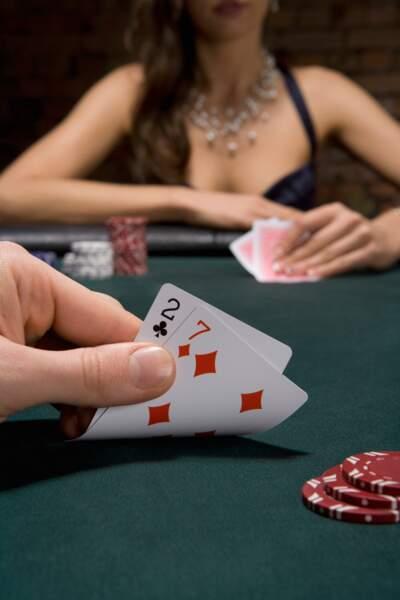 Pokerde kendinize sorun
