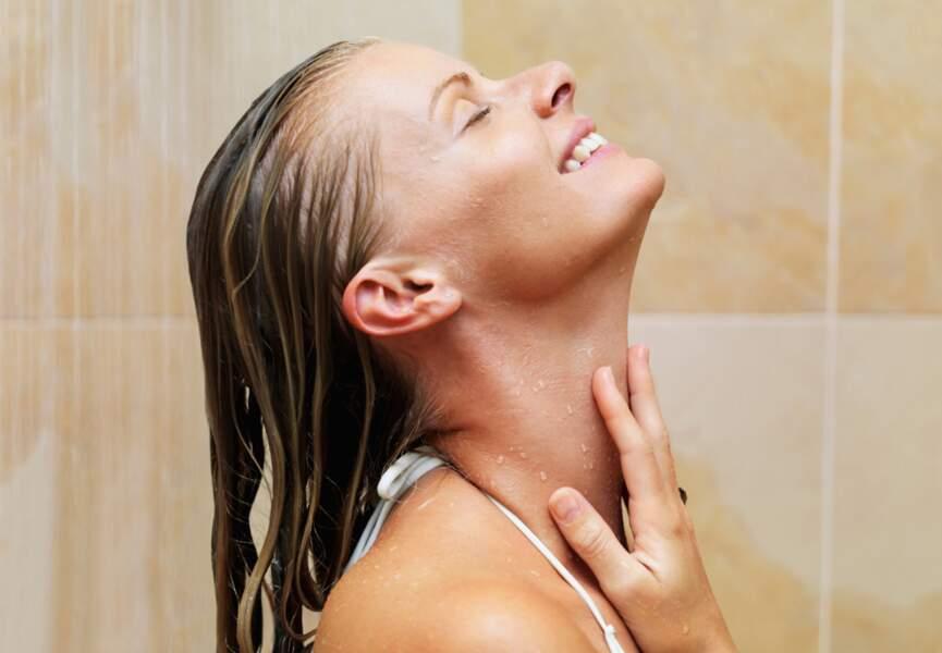"""""""Je m'hydrate sous la douche..."""""""