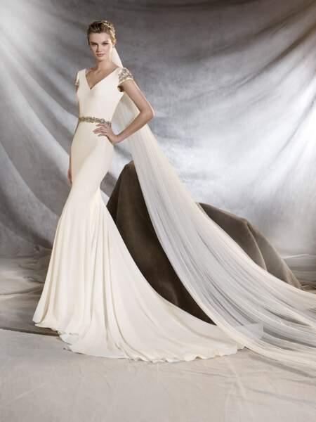 Robe de mariée Pronovias : Orville