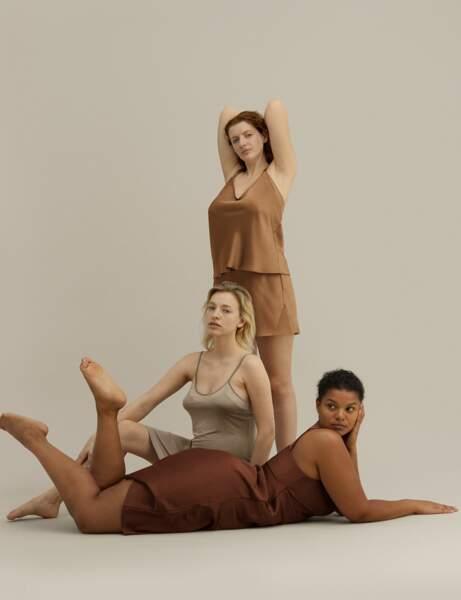 """""""Join Life """" : la collection de lingerie d'Oysho pour toutes les morphologies"""