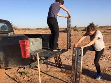 Rallye des Gazelles : l'entraînement au Maroc