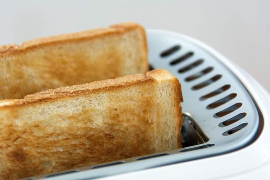 La pain blanc