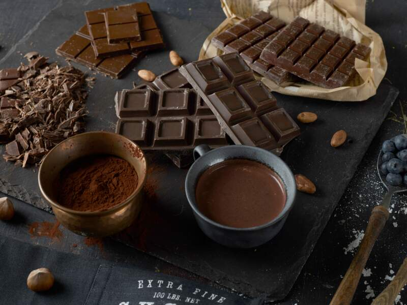 Chocolat noir : anti-spleen et anti-stress