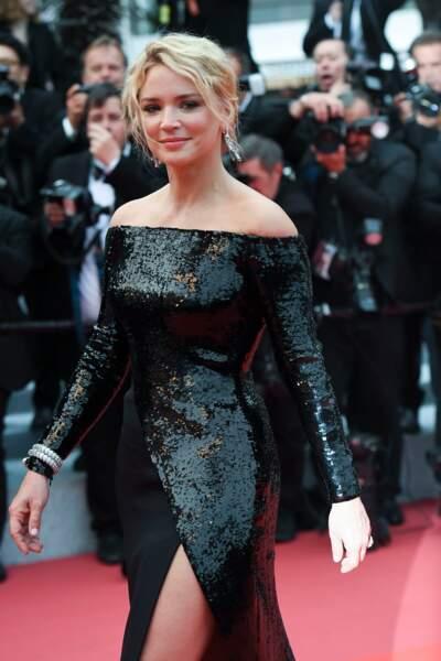 """Virginie Efira à la première de """"Sibyl"""" lors du 72ème Festival International du Film de Cannes, le 24 mai 2019."""