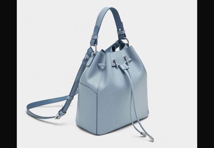 Nouveautés Zara: le sac seau