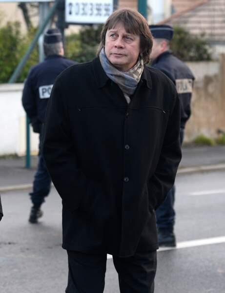 Bernard Thibault, ancien secrétaire général de la CGT