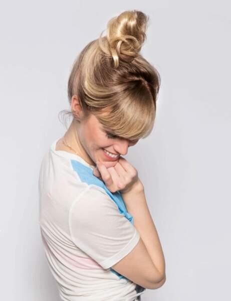 Chignon Bun 12 Modeles Pour Tous Les Styles Femme Actuelle