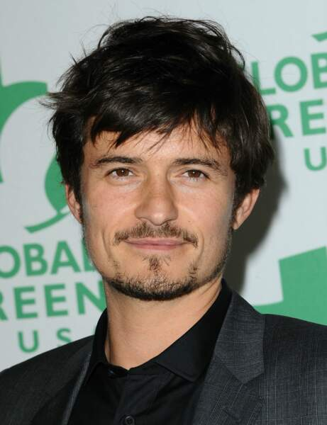 La barbe d'Orlando Bloom