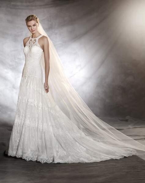 Robe de mariée Pronovias : Osorno