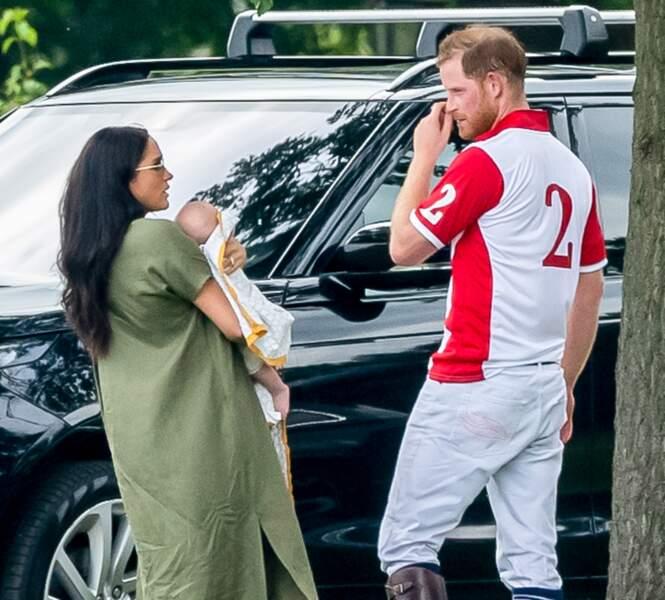 Il est vrai que depuis la naissance du royal baby, rien n'a été fait selon le protocole.