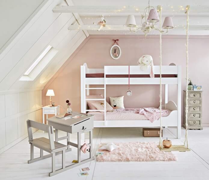 Collection Pastel pour chambre d'enfant