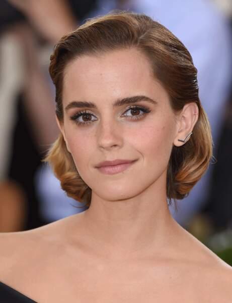 Le balayage d'Emma Watson