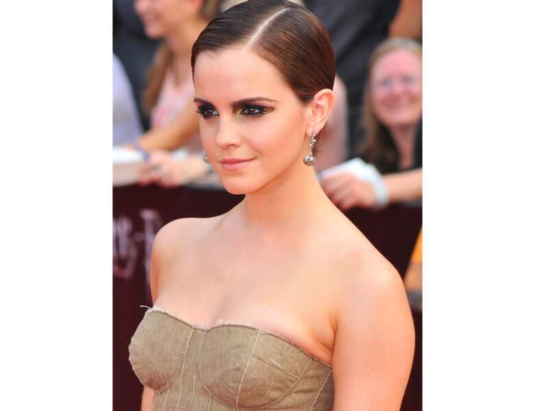 Le court d'Emma Watson