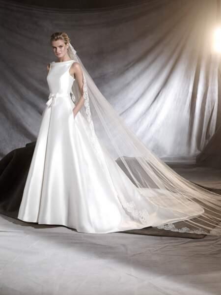Robe de mariée Pronovias : Otilia