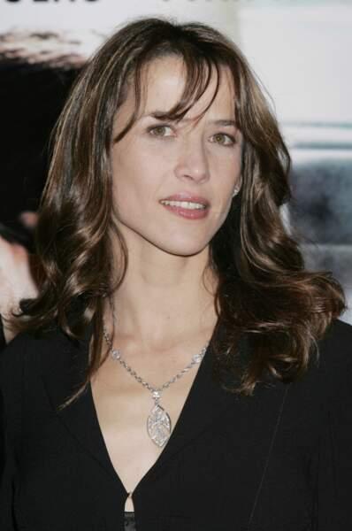 """Sophie Marceau à la première du film """"Anthony Zimmer"""" en 2005."""