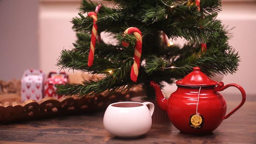 Vidéo - Des sablés sucre d'orge pour Noël