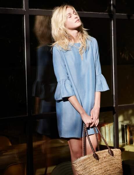 Nouveautés à moins de 30 € : la robe relax