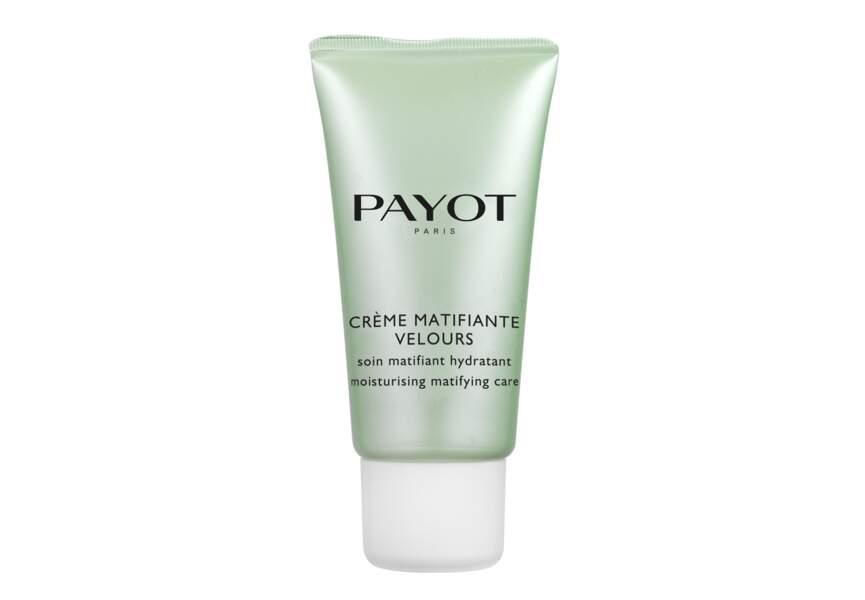 La crème matifiante velours Payot