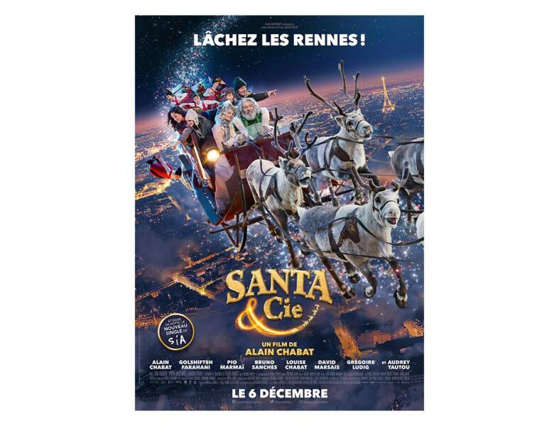 5 - Santa & Cie