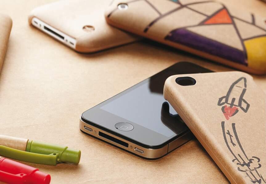 Créatif : Coque Iphone 5 personnalisable
