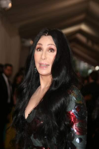 Cher – Chanteuse