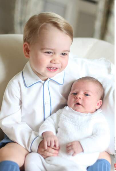 George et Charlotte
