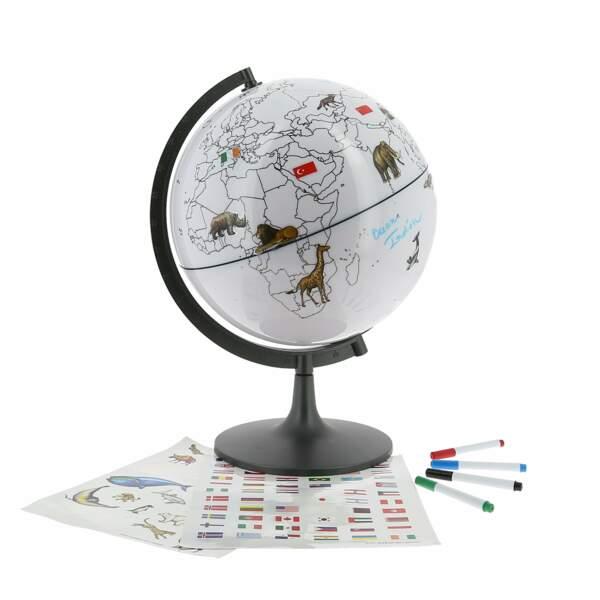 Globe terrestre ludique
