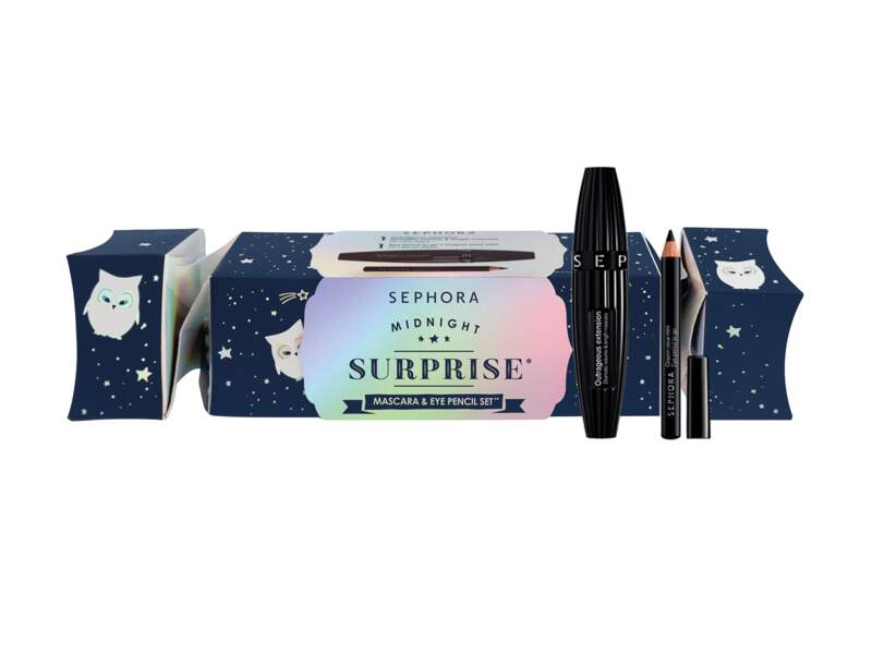 Cracker Midnight Surprise, Sephora Collection, prix indicatif : 15 €