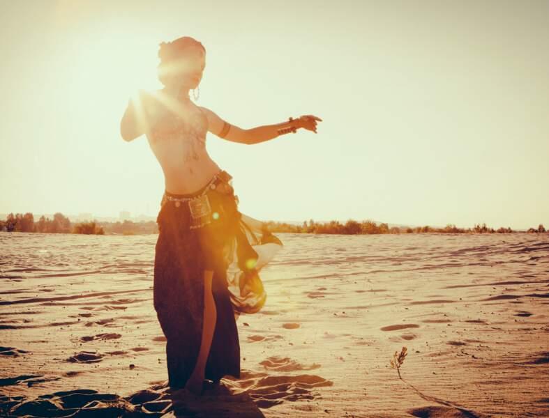 La danse du ventre, l'atout estime de soi
