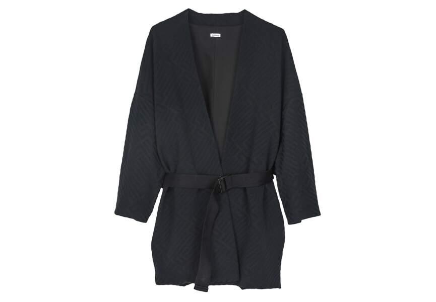 Tendance kimono: texturé