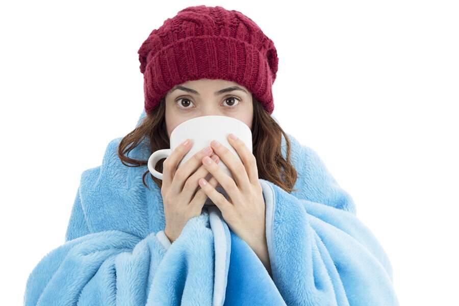 Une décoction contre le rhume