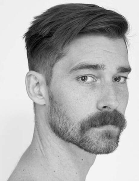 Movember : moustache idée 14