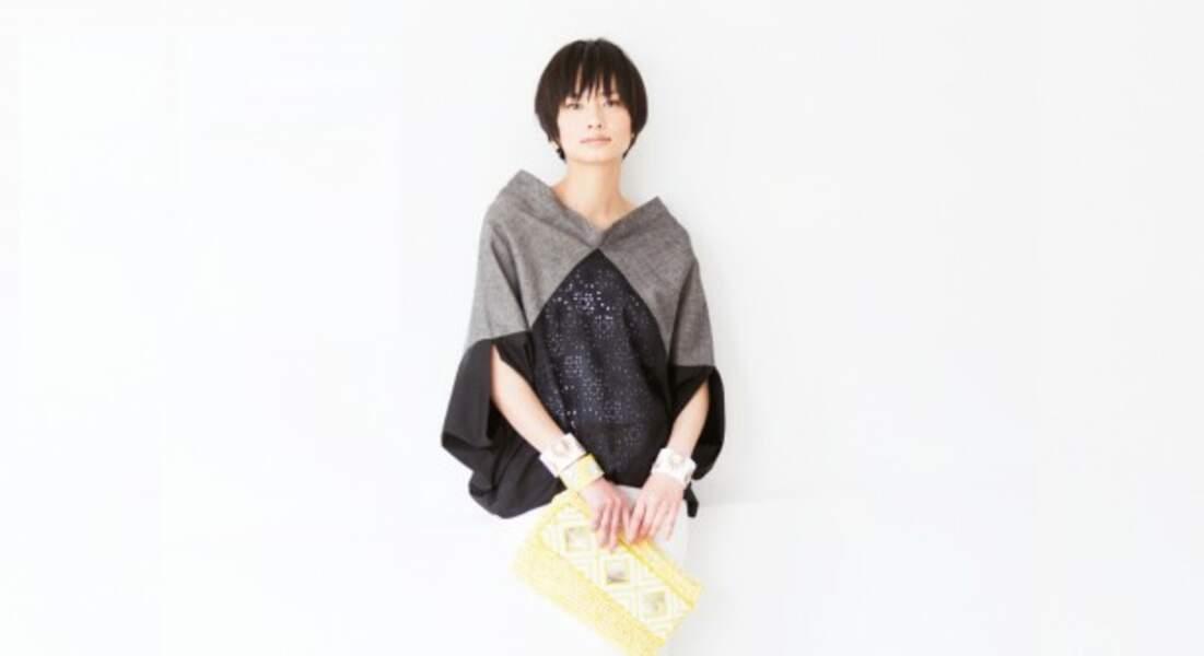 Couture facile : le top losange