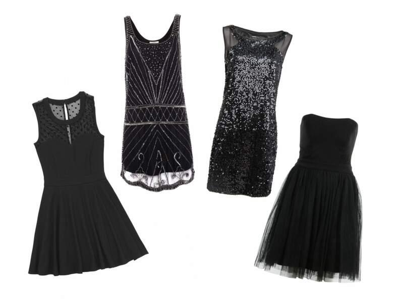 Noël : 4 robes à moins de 50 €
