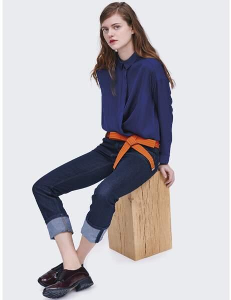 Le jean japonisant