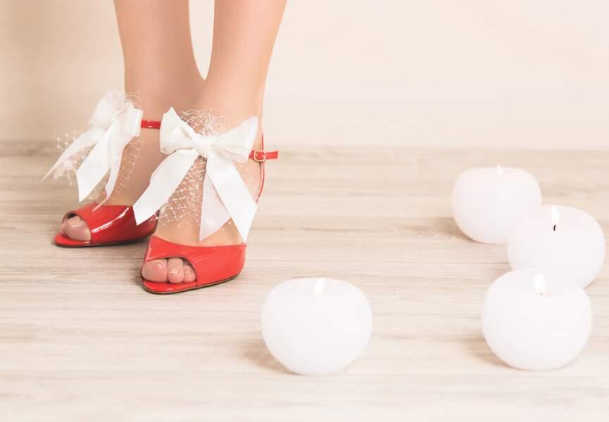 Accessoirisez vos chaussures