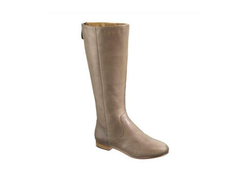 Pour un look classique : bottes cavalières Sebago