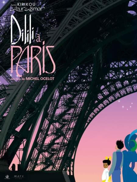 Cinéma : Dilili à Paris