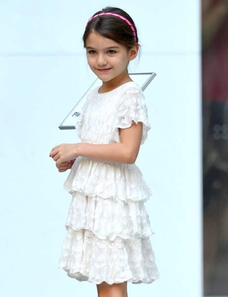 """Son prénom veut dire """"princesse"""" en hébreu"""
