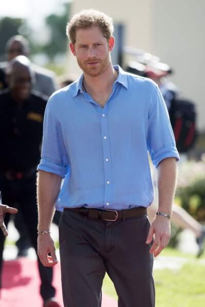 Eh oui, pour sa belle Meghan Markle, le prince Harry à changé du tout au tout .