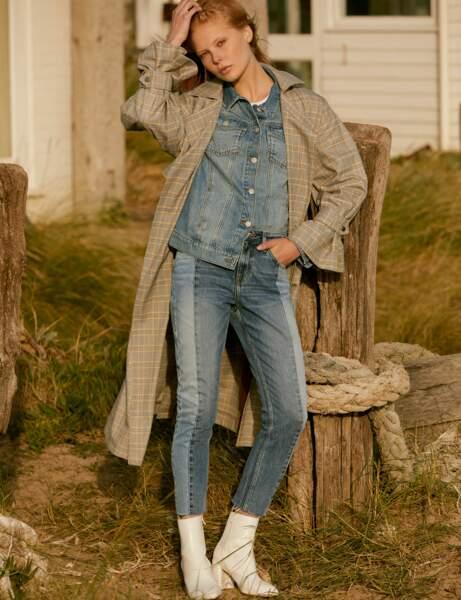 Nouveautés à moins de 30 € : le jean trendy