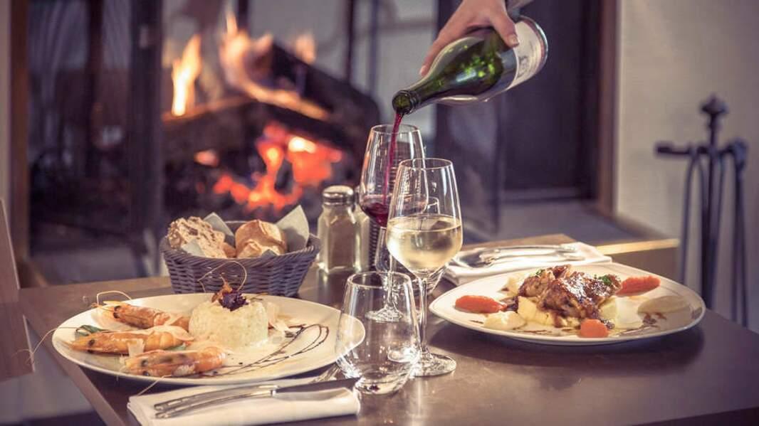 Détente et dîner bistronomique au cœur des 3 Vallées