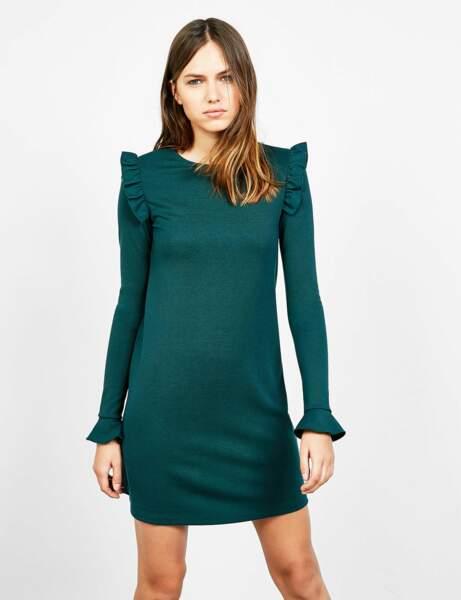 Robes petit prix : émeraude